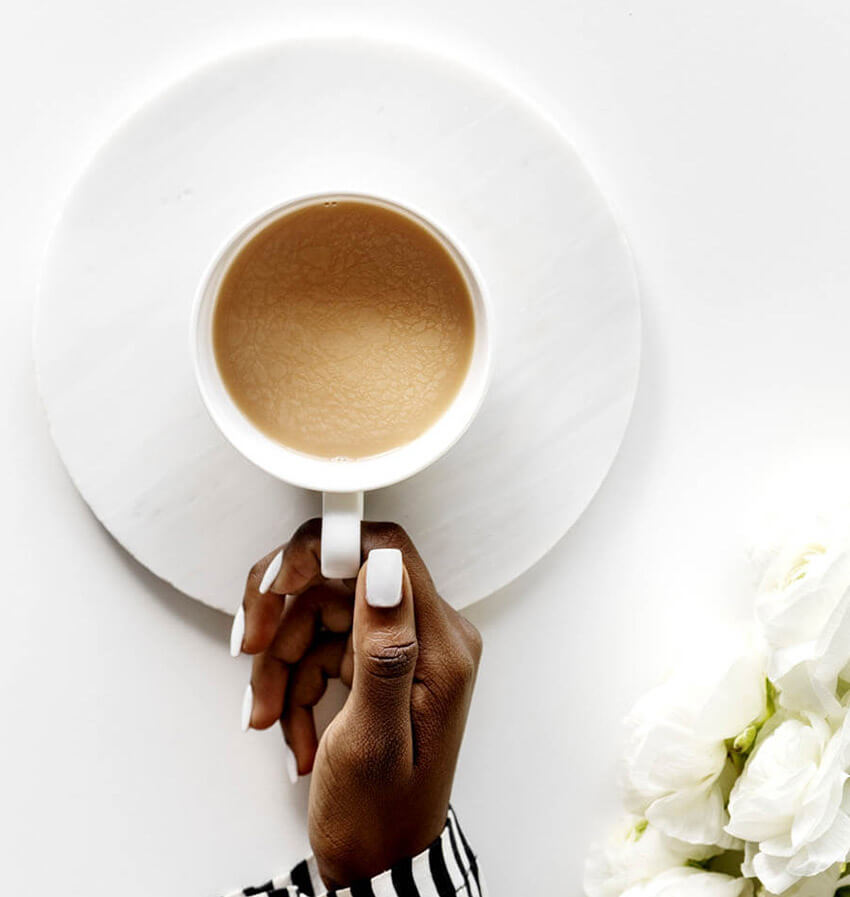 Essence Your Home Your Luxury Your Essence coffee